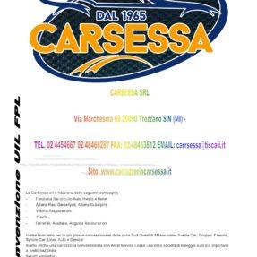 Carrozzeria CarSessa – Trezzano sul Naviglio – MI
