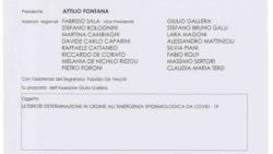 REGIONE LOMBARDIA Delibera ULTERIORI DETERMINAZIONE IN ORDINE ALL'EMERGENZA EPIDEMIOLOGICA DA COVID – 19
