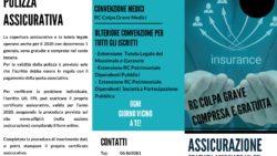 BROCHURE ASSICURATIVA 2020 AGGIORNATA