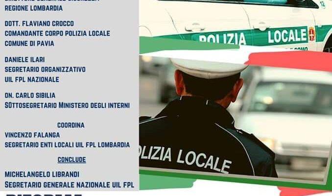 """RIFORMA POLIZIA LOCALE """"SE NON QUANDO?"""" WEB CONFERENCE"""